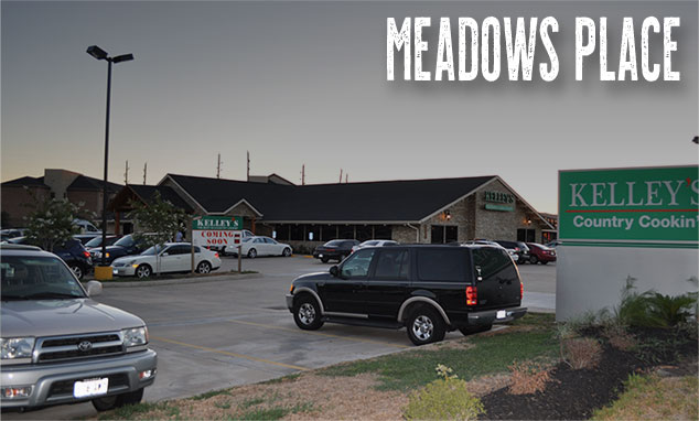Kelley's Country Cooking Location - meadows-place
